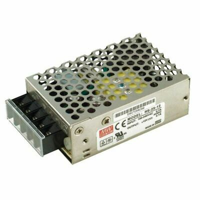 Mean Well RS-25-24 26.4W 24V Enclosed Power Supply