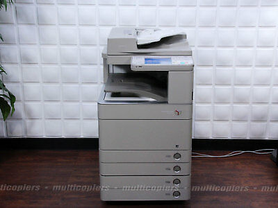 Canon ImageRUNNER ADVANCE C5235 Color Print Scan Fax Email Fiery 5235 5240 5255