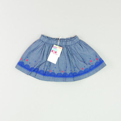 Falda vaquera color Denim oscuro marca DP…am 9 Meses  178433