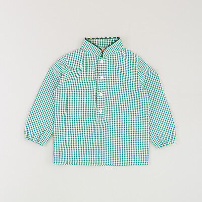 Camisa color Verde marca Eve Children 3 Años  181184