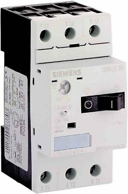 Siemens – Automatic Switch 3RV1 S00 0.63 A Ka100 1 NA + 1NC