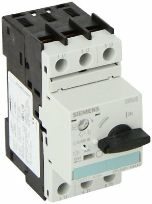 Siemens – Automatic Switch 3RV1 S0 6.3 A 6.3 Regulation