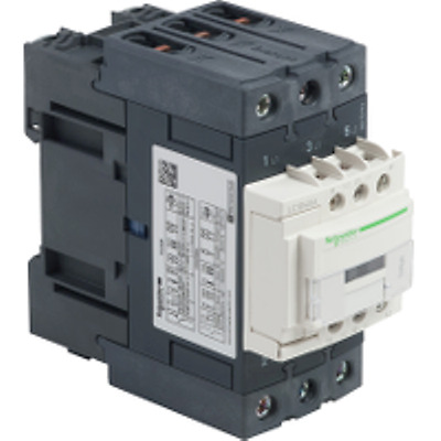 Schneider Electric TeSys Offer (LC1D40AU7) 3Pole Contactor ;22kW ; 240V AC Coil