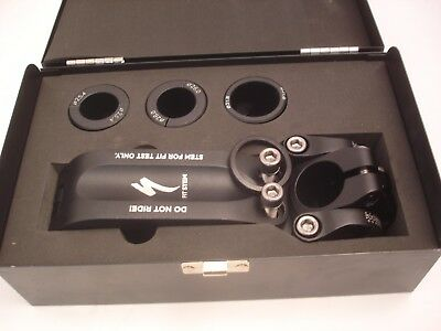 New Specialized Multi-Position Fit Stem- in original metal box