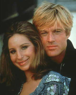 The Way We Were UNSIGNED photograph - L1154 - Robert Redford & Barbra Streisand