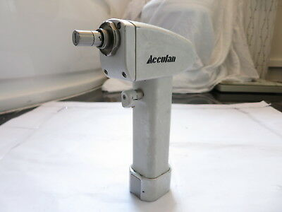 Aesculap Acculan Ga-635 Medical Surgical Handpiece Surgery Rechargeable Drill Uk