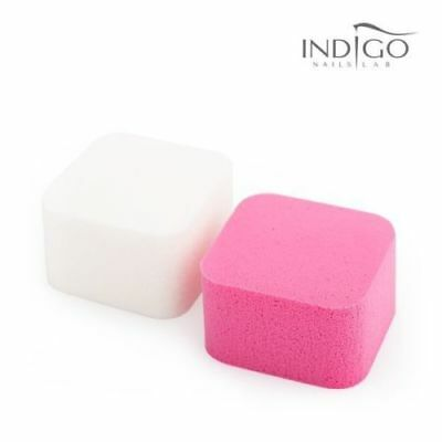 Indigo Nails Sponges (2Pcs In Set) 100% Genuine