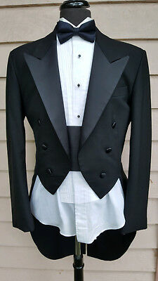 Tuxedo Tailcoat or Cutaway Pre-owned various sizes with slight damage