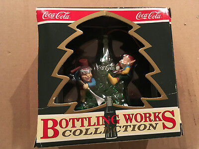 1994 Coca Cola Bottling Works Collection Ornament
