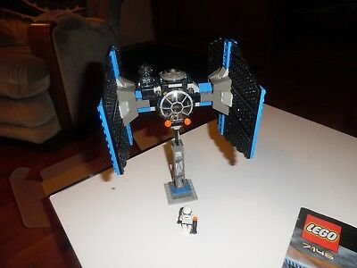 Lego Star Wars Tie Fighter Collection Instructions - Best Tie 2018