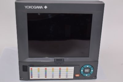 Yokogawa Daqstation Dx2030-1-4-2 Digital Chart Recorder DX2030