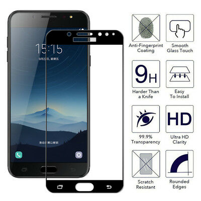 Tempered Glass Screen Protector for Samsung Galaxy A3 A5 A7 2017 S7 WB6