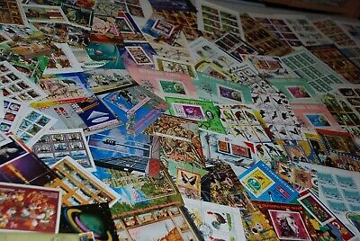 H2 LARGE Collection *** Minisheets, Souvenir sheets - SPORT - NATURE - SPACE,..