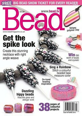 Bead magazine issue 44 feb/March 2013