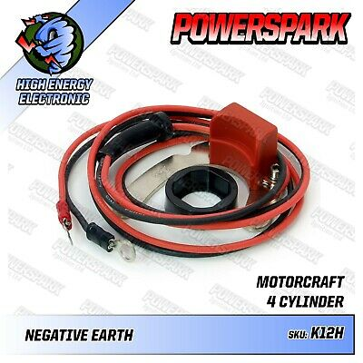 High Energy Electronic Ignition Kit for 4 Cylinder Ford Motorcraft Distributor