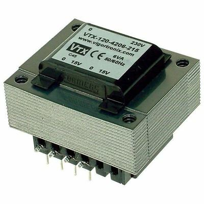 Vigortronix VTX-120-006-612 PCB Open Mains Transformer 6VA 0-12V
