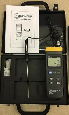 Sper Scientific 800043 Ultimate Thermometer Platinum PT 100 ohm thermometer