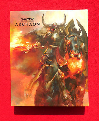 Warhammer Fantasy End Times Archaon Buch 1+2 in deutsch, Top Zustand