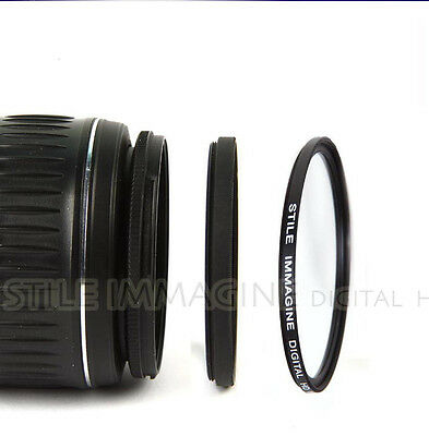 ADAPTER ring 86-82 FOR FILTERS 86 mm OBJECTIVE 82 mm step down ring