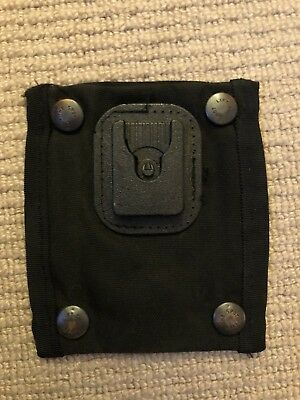 Ex Police Klickfast Dock Panel For Tactical Vest. 816.