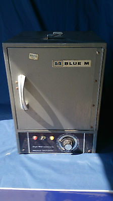 Blue M  Transite Oven single wall