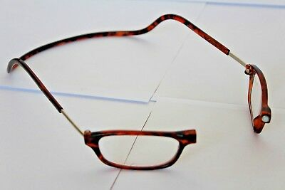 ef17df2c931 Click Adjustable Magnetic Front Connect Reading Eyeglasses Full Rim Glasses  new.  5.99 Buy It Now 8d 15h. See Details. Magnetic Reading Glasses Clic    88