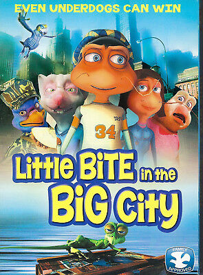 Little Bite in the Big City | DVD | 2013 | Widescreen | Unrated Edition