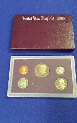 1985 US Proof Set in Original Mint Packaging - FREE SHIPPING