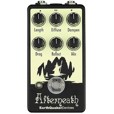 EarthQuaker Devices Afterneath Reverb Pedal