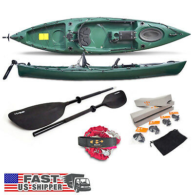 Fishing Kayaks Escape Angler Sit On Top Family Bundle With