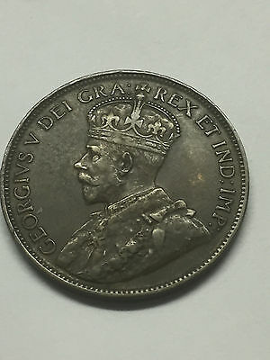 1918 Canada Large Cent Vf+ #1851