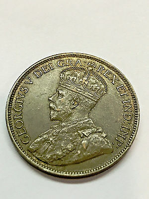 Canada Large Cent 1917 F++ #5219