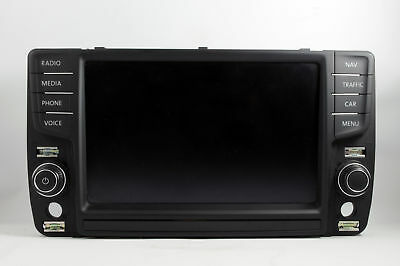 Volkswagen Discovery Pro MIB 8 Inch LED Screen 5G0919606 OEM Genuine