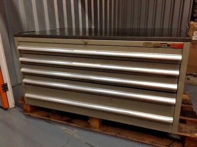 Polstore 5 Roller Bearing Drawer Tool Cabinet 1100 x 725 x 550 A Beauty !!!