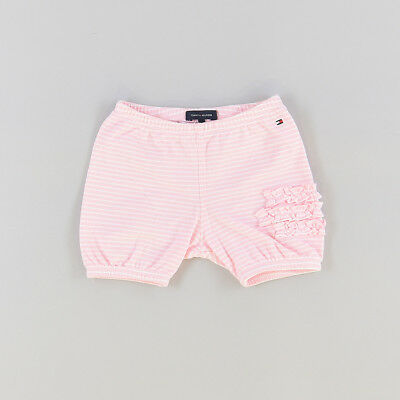 Shorts color Rosa marca Tommy Hilfiger 3 Meses  198992