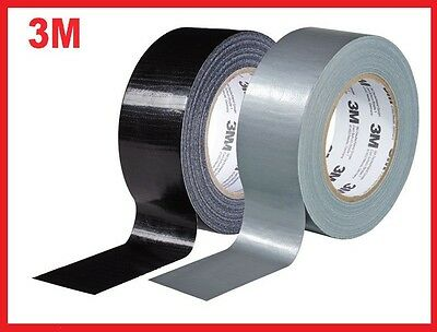 50 meters 3M Woven Tape Universal Duct Tape Duct Tape Adhesive Tape Fabric