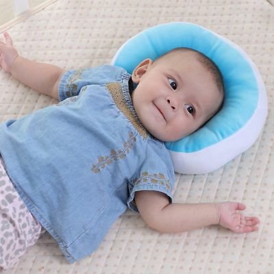 Soft Baby Pillow Anti-flat Head Syndrome Infant Newborn Neck Positioner Cushion