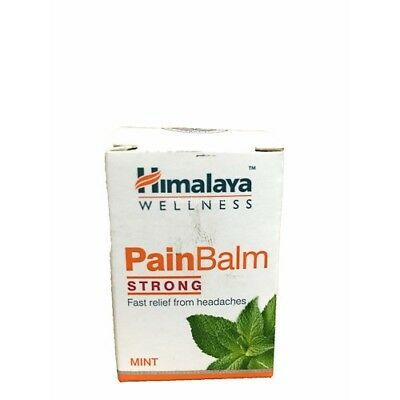 Himalaya Herbal Welness Pain Balm for Headache Body Pain (Buy 3 get 1 Free)