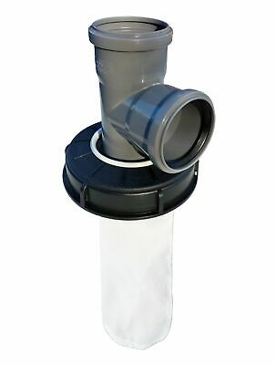 Ibc Lid Dn 150 With Suction Set Pump Connection To Wasserentnahme