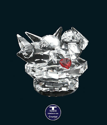 "[SPECIAL OFFER] ""A Pair of Love Birds"" Austrian Crystal Figurine was AU$72.00"