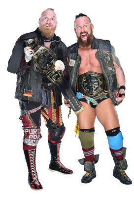 Sanity 03 With Belt (Tag Wrestling) Mugs And Photo Prints