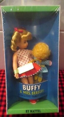 1967~Mattel~New+Sealed~*buffy & Mrs.beasley*~Family Affair~#3577~Japan~Mib~Tags!