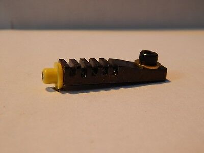 Tattoo Machine Black Heavy Duty Angled Armature Bar -  Used Spare Parts- Ink