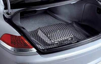 Genuine BMW Car Boot Floor Load Luggage Elastic Bungee Safety Net 51470142396