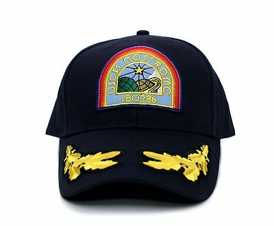 New Alien Nostromo USCSS Movie Hat Appliqué patch Cap Navy Movie Military 180286