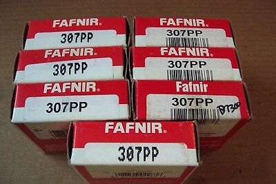 Lot of 7, FAFNIR 307PP BEARINGS, NEW