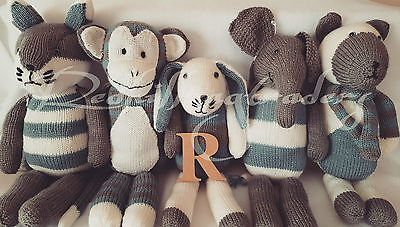 Handmade Baby and Toddler Toys. Doll and Teddy Bear Clothing