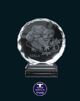 "[SPECIAL OFFER] ""Koala"" Austrian Crystal Figurine/Paperweight was AU$51.00"
