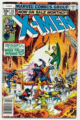 The Uncanny X-Men (1963 Series) # 113 - Oct 1978 | ...  (sku-15023)