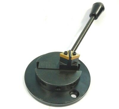 Lathe's Ball Turning Attachment for Round Concave and Convex Metal-Wood Shape